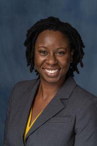 Charlayne Scarlett, PHHP Graduate Student - CHP